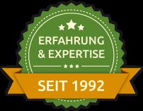 WON-Erfahrung und Expertise seit 1992