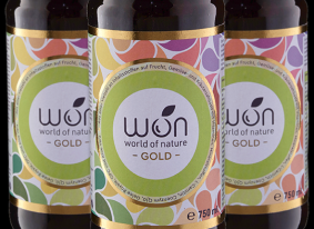 Das Spar-Trio 3 x WON<sup>®</sup> GOLD mit 5 % Rabatt