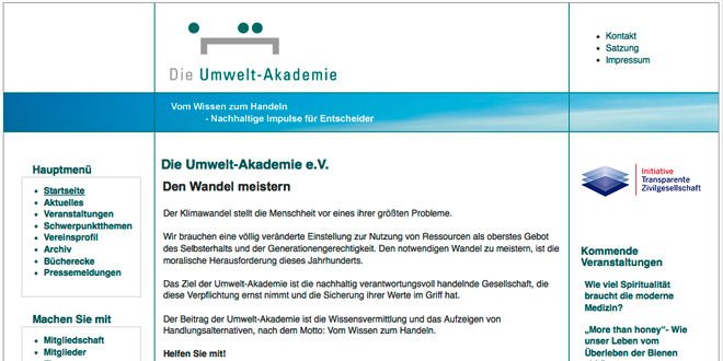 Umwelt-Akademie e.V