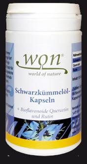 won Schwarzkümmelöl-Kapseln
